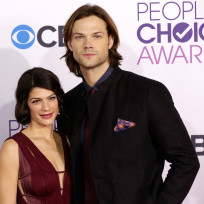 Jared padalecki and wife