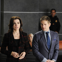 Will Diane Stay with Lockhart/Gardner on The Good Wife?
