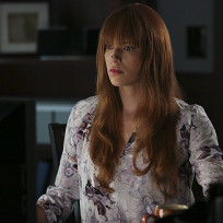 What did you think of Grace Van Pelt's hair?
