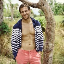Juan Pablo Galavis Shirtless