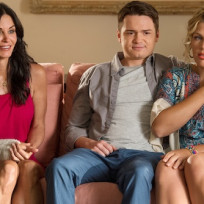 Cougar Town Gets Awkward