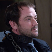 Close Up of Crowley
