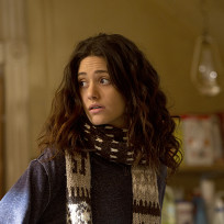Emmy Rossum as Fiona