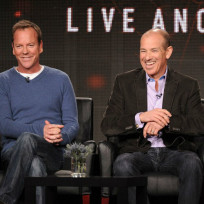 Kiefer sutherland and howard gordon