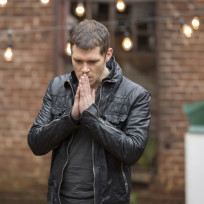 Klaus in Prayer?