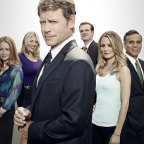 Rake cast photo