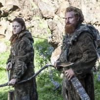 Ygritte and Tormund