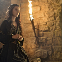 Adelaide Kane in Action