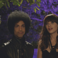 What did you think of Prince's appearance on New Girl?