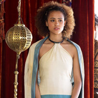 Nathalie Emmanuel on Game of Thrones