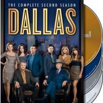 Dallas Season 2 DVD