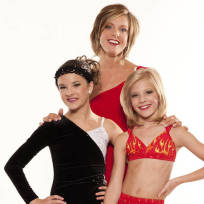 Kelly on dance moms