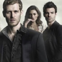 Hayley, Klaus and Elijah