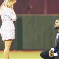 Kanye proposes