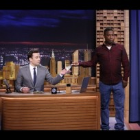 Tracy morgan on the tonight show