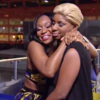NeNe and Marlo Hug It Out