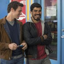 Raul castillo as richie on looking