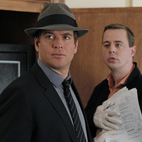 NCIS 250th Episode Scene