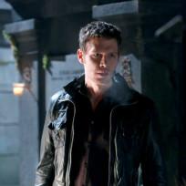 Klaus seeks rebekah