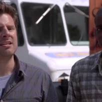 Shawn and gus on psych