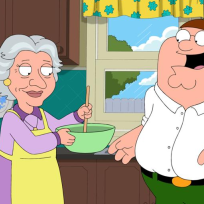 Peter and an Old Lady