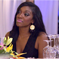 Was Porsha and Kordell's marriage appropriate dinner conversation?