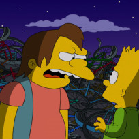Nelson and Bart