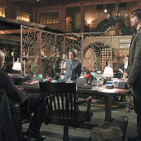 Hetty Briefs Sam and Deeks