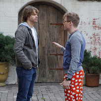 Deeks and Eric