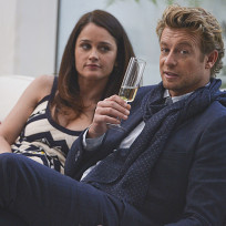 "The Mentalist Photos from ""Violet"""