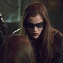 Huntress Talking Down