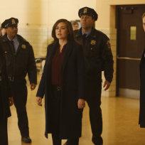 Liz and the FBI at School