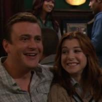 Marshall and Lily