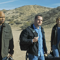 Sam callen and deeks arrive in afghanistan