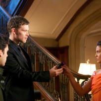 Were you shocked that Klaus pardoned Josh on The Originals?