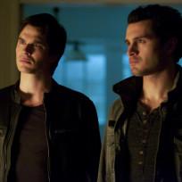 Damon & Enzo