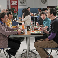 "The Big Bang Theory Photos from ""The Relationship Diremption"""