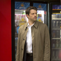 Angel and Vending Machine