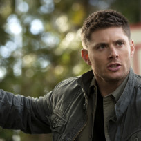 Dean with a Blade