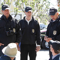 "NCIS Photos from ""Alleged"""