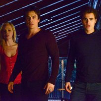 Trouble on TVD