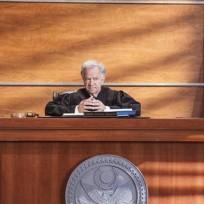 Judge on drop dead diva