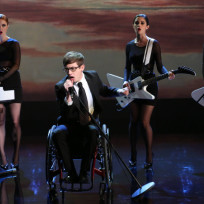 Which was the best song on tonight's Glee?