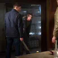 Dean, Derek and Sam