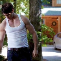 Jeremy Gilbert in a Tanktop