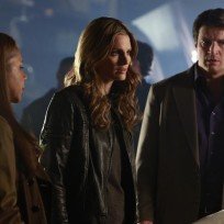 "Castle Photos from ""Veritas"""