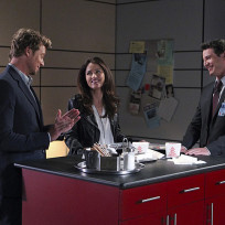 "The Mentalist Photos from ""Brown Eyed Girls"""