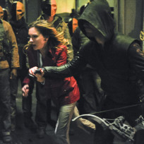 "Arrow Photos from ""City of Blood"""