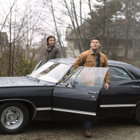 "Supernatural Photos from ""King of the Damned"""