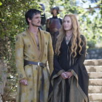 Cersei and Prince Oberyn